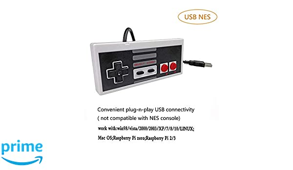 Amazon.com: DOORGA 5.8 feet Classic USB Wired Controller for ...