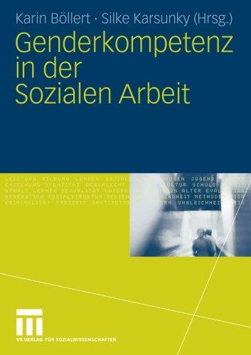 Genderkompetenz in der Sozialen Arbeit (German Edition)