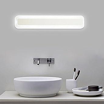 Best badezimmerspiegel mit licht photos interior design ideas - Badezimmerspiegel ohne bohren ...