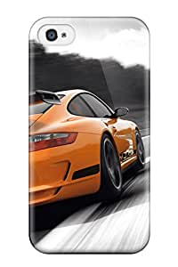 Iphone Porsche Gt3 Rs 20 Awesome High Quality Iphone 4/4s Case Skin