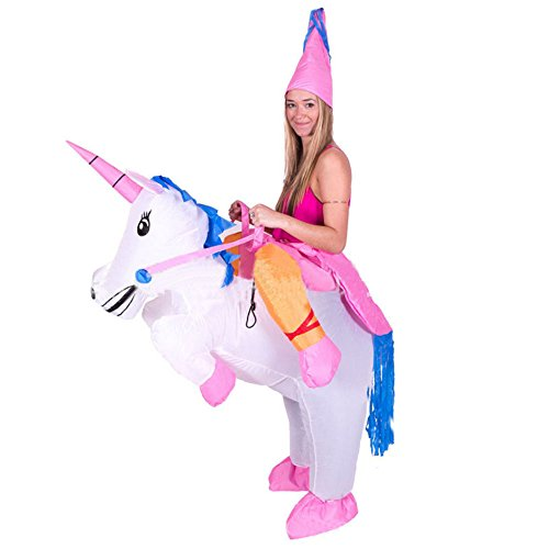C360 Inflatable Halloween Costume Dinosaur Adult Fancy Dress (2 Person Costume Cheap)