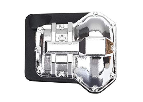 (Traxxas 8280X Chrome-Plated Differential Cover)