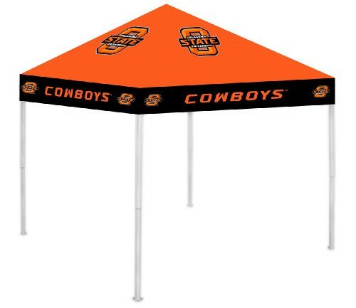 OKLAHOMA STATE COWBOYS NCAA ULTIMATE TAILGATE CANOPY (9X9) by Rivalry