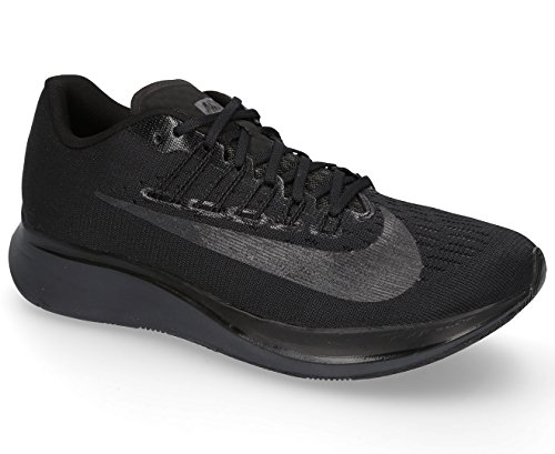 Trail Femme Chaussures Fly Black Noir Zoom de Nike 41 Anthracite 003 EU Black WMNS wYqAaa