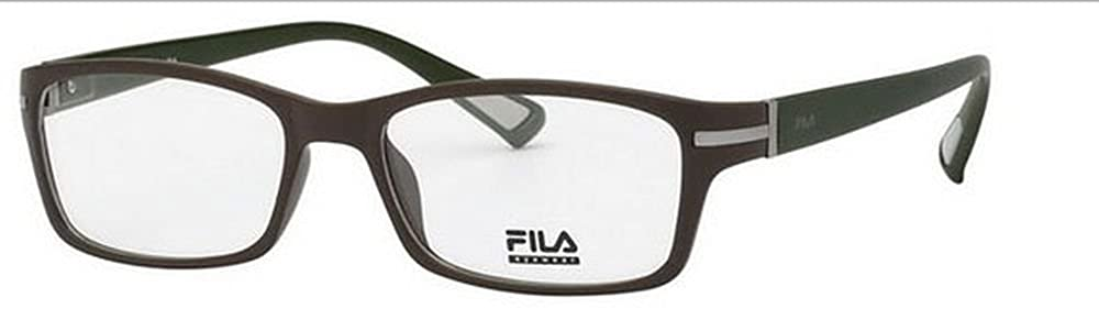 Fila Glasses Men VF8902 AGQM Blue Full Frame