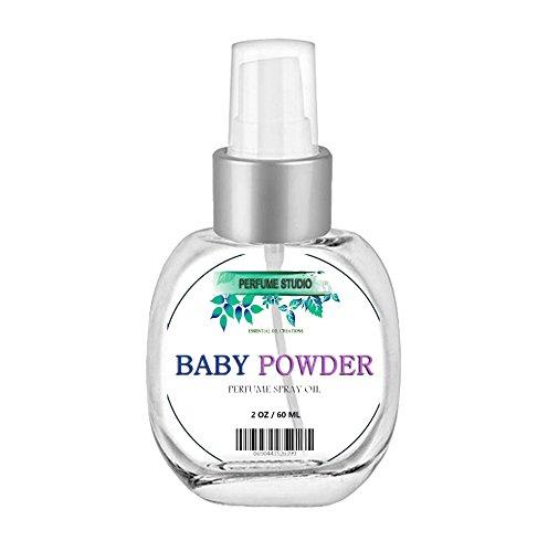 Perfume Studio Baby Powder Perfume Spray for Women 2.0 / 60 ML - Pure Perfume Oil, No (Baby Powder Fragrance)