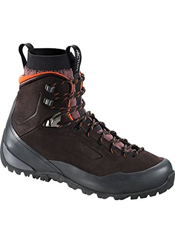 Arc'teryx Bora Mid Leather GTX Hiking Boot - Women's Redwood/Andromedea, US 9.5/UK 8.0