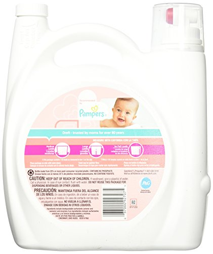 Laundry detergent for baby clothes