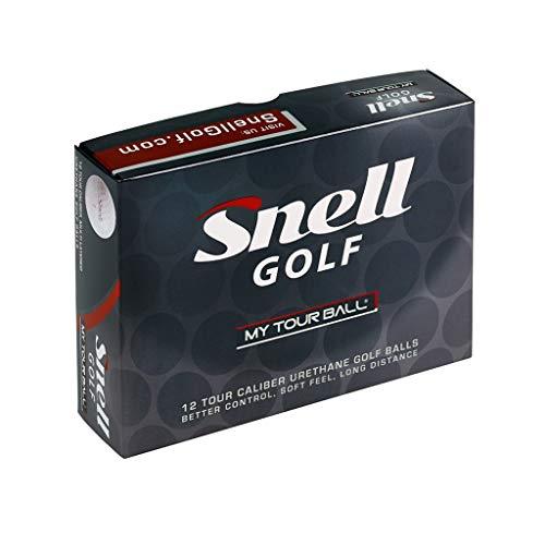 Snell My Tour Golf Balls (Two Dozen) (2-Dozen)