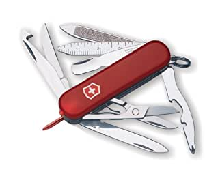 Amazon Com Victorinox Swiss Army Midnite Minichamp