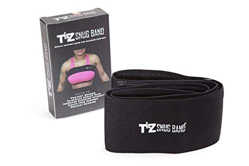 0d28ed182a913 TILZ GEAR SNUGBAND Incredible Adjustable breast support band to protect  active women from boob bounce