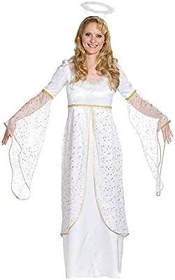 Rubies 1323040 - Disfraz de ángel para niña (talla 40): Amazon.es ...