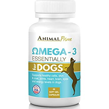 Animal prime omega 3 for dogs fish oil for Fish oil for joints
