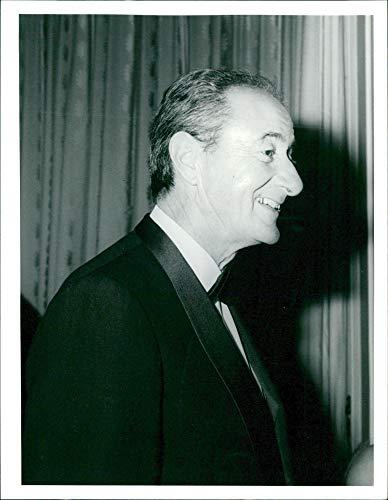 Vintage photo of Mauricio Gonzalez.