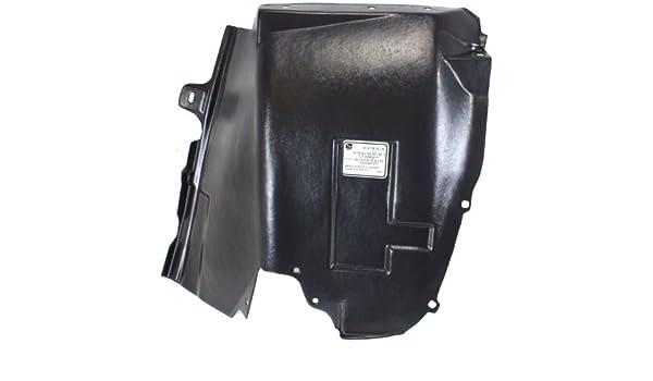 Make Auto Parts Manufacturing Front Driver//Left Side Direct Fit Fender Splash Shield Plastic For Chrysler Sebring 2001-2006 Dodge Stratus 2001-2006 CH1250127
