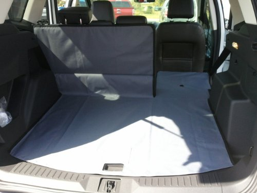 2013 2014 ford escape canvasback cargo liner gray in the. Black Bedroom Furniture Sets. Home Design Ideas