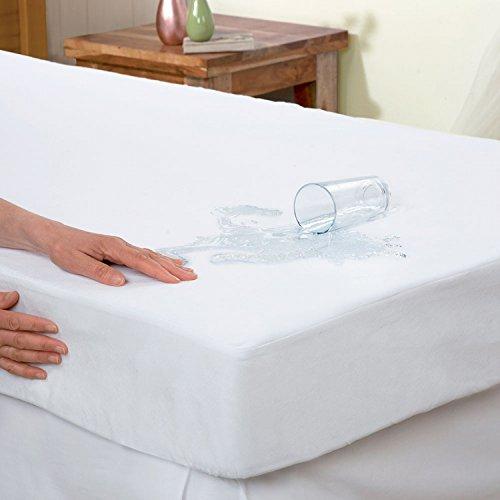 Hypoallergenic %100 Water-Proof Mattress Protector - Zippere