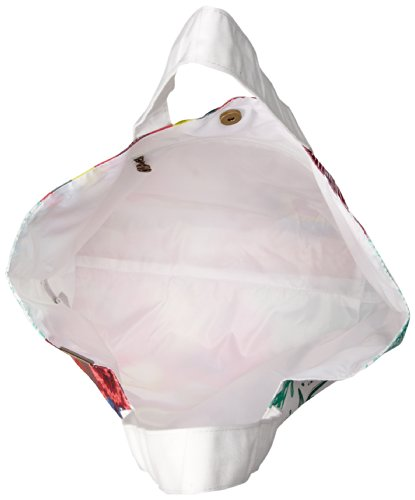 White Desigual white Women's Women's Shoulder Bag Desigual Shoulder Bag EqA0xwF8