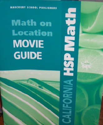 Read Online CA Math on Location Movie GD G3 Math09 ebook