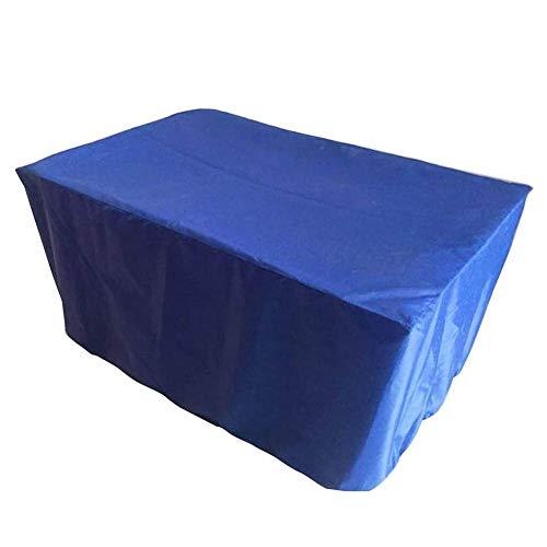 KXBYMX Gartenmöbel Regenschutz Garten wasserdicht Tisch und Stuhlabdeckung Plane wasserdichter, strapazierfähiger, hochwertig
