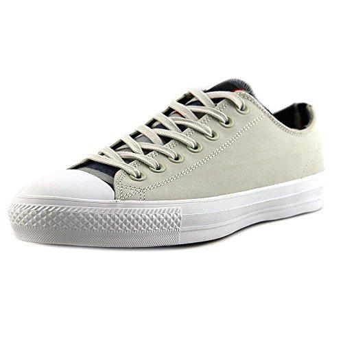 (Converse Unisex Chuck Taylor All Star Pro Blanket Stripe Buff/Casino/White Skate Shoe 9 Men US/11 Women US)