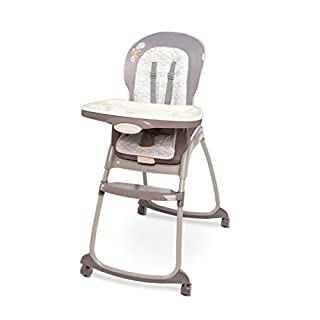 Ingenuity Trio 3-in-1 High Chair – Piper - High Chair, Toddler Chair, and Booster