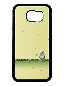 BESTER Exquisite Design for Samsung Galaxy S6 Case, My Neighbor Totoro