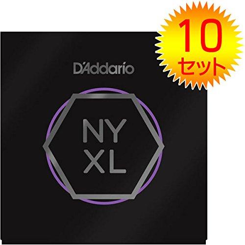 【10セット】D'Addario/ダダリオ NYXL1149 エレキギター弦   B00M187MU0