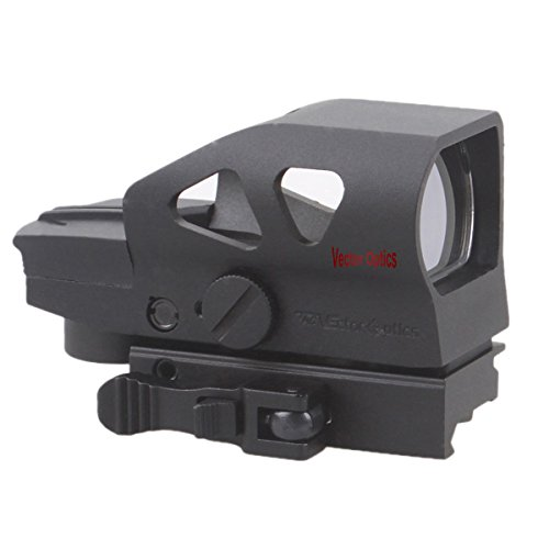 Vector Optics Ratchet Multi Reticle Green and Red Dot Sight