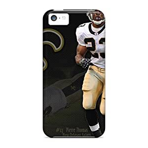 Iphone Cases - Tpu Cases Protective For Iphone 5c- New Orleans Saints