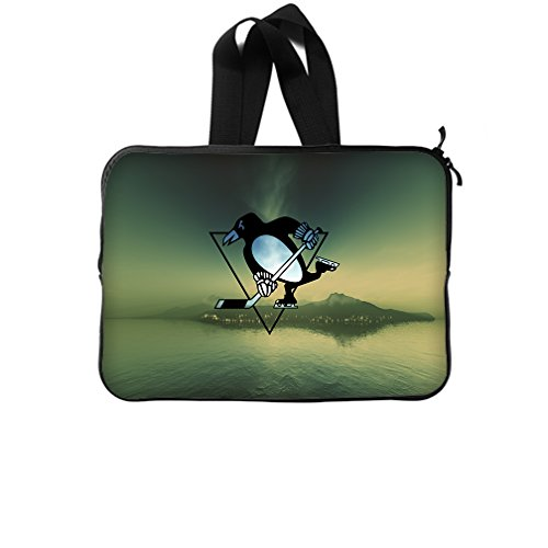 DONGMEN Custom 2016 New NHL Pittsburgh Penguins Laptop Sleeve 13""