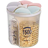 Langman Airtight Food Storage Containers Durable Seal Pot