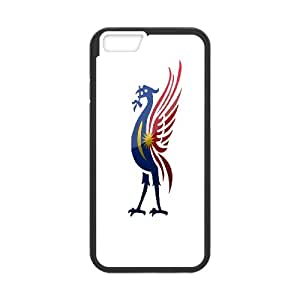 Character Phone Case liverpool For iPhone 6,6S Plus 5.5 Inch NC1Q03008