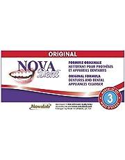 Novadent Original | Dentures and dental appliances cleanser | 3 months (12 sachets)