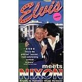 Elvis Meets Nixon [VHS]