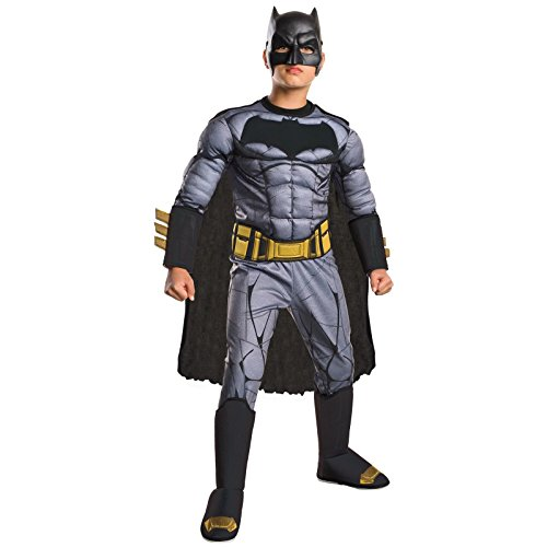 Rubie's Costume: Dawn of Justice Deluxe Muscle Chest Batman Costume, (Dawn Comic Costume)