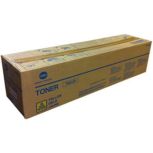 Konica Minolta Bizhub C552 Yellow Original Toner (30,000 Yield)