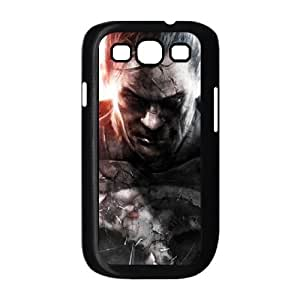 Samsung Galaxy S3 9300 Cell Phone Case Black_Punisher Ready For Battle FY1388445