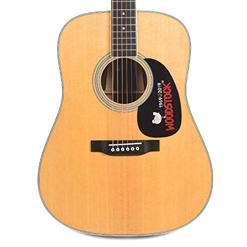 Martin Guitar,2018 D35 Woodstock 50th Acoustic Guitar w -