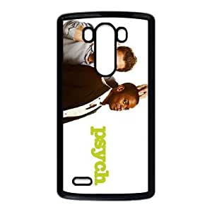 Psych LG G3 Cell Phone Case Black Exquisite gift (SA_552953)