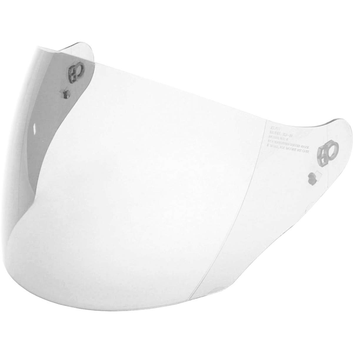 HJC Helmets Shield HJ-11 AC-3 CL-33 Harley Touring Motorcycle Helmet Accessories - Color: Clear