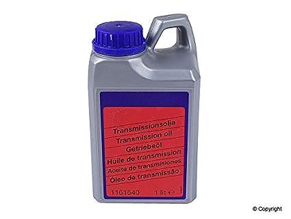 Amazon com: Genuine Volvo Synthetic Transmission Fluid (QTY 3
