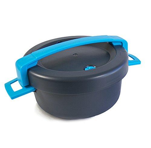 Kuhn Rikon Duromatic Micro Microwave Pressure Cooker - Blue/Graphite
