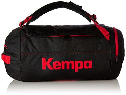 Kempa STATEMENT K-LINE TASCHE (40L) weiss/schwarz/energy blau