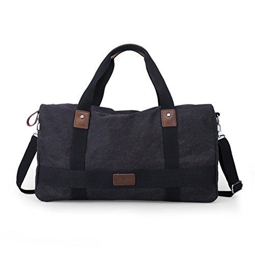 Super Tote/Bolsa de viaje/ bolso de la lona/Bolsa de viaje de corta distancia/ hombro bolsas de viaje-A gran A
