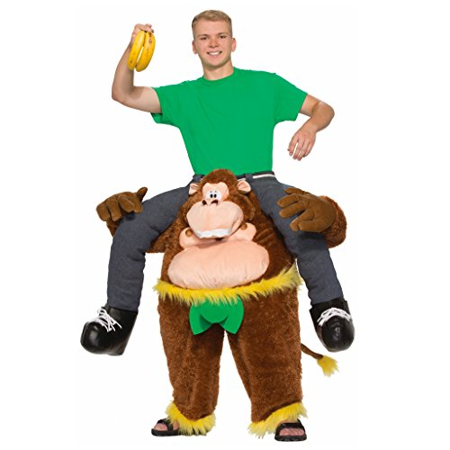 Man In The Box Costume (Forum Novelties Men's Monkeyin' Around Costume, Multi, Standard)