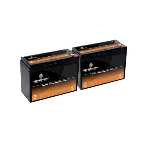 12V 10AH SLA Battery for Electric Scooter Schwinn S180 / Mon
