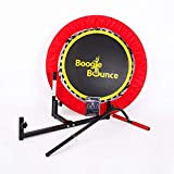 Boogie Bounce Mini Adult Fitness Trampoline with