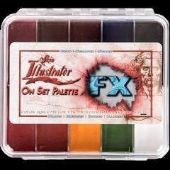 PPI Skin Illustrator On Set FX Makeup Palette]()