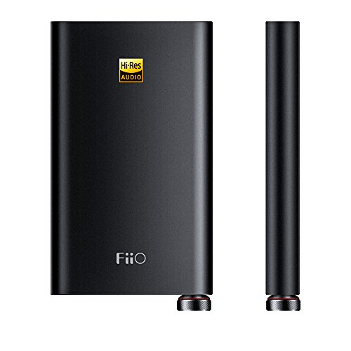 FiiO Q1 Mark II Native DSD DAC & Amplifier for iPhone, iPod,...